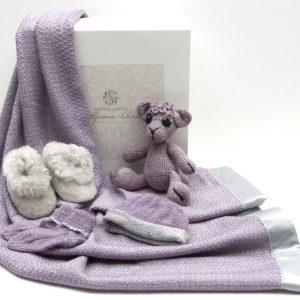 Luxury baby Gift Box - Alpaca Products