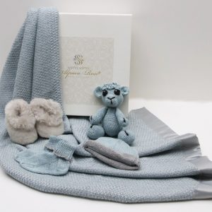Luxury Alpaca Baby Gift Box Alpaca Products