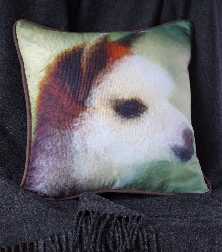Softly Alpaca 'Portrait' Cushion